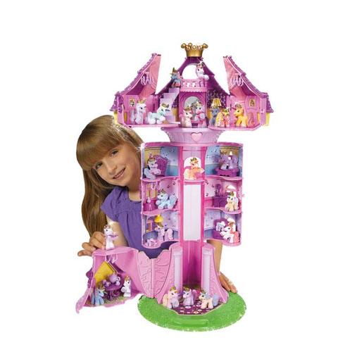 Filly Fairy 75-20_1 Филли Феи Сказочная башня Филли