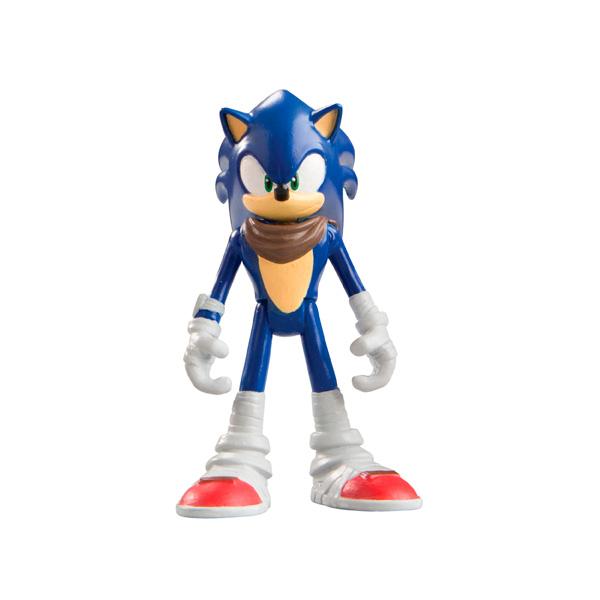 Sonic Boom T22031 Соник Бум 2 фигурки в блистере 7,5 см Соник и Эми