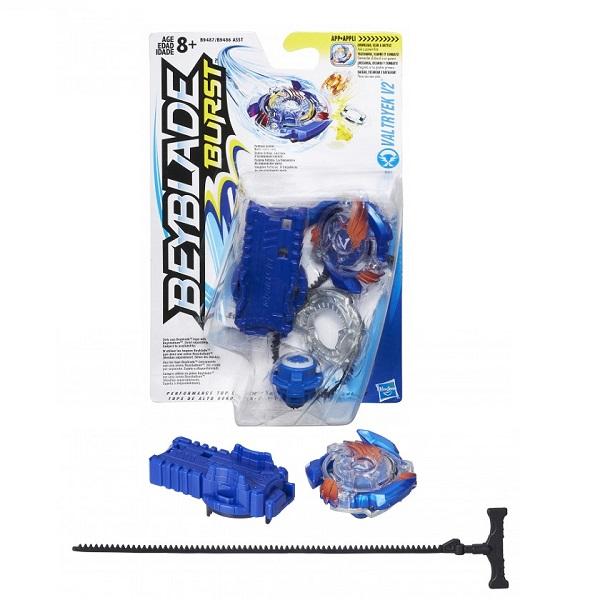 Hasbro Bey Blade B9486 Бейблэйд: Волчок с пусковым устройством bey blade волчок valtryek