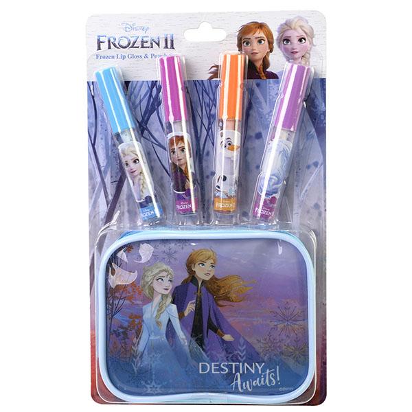 Markwins 1599004E Frozen Игровой набор детской декоративной косметики для губ на блистере markwins 1599024e princess игровой набор детской декоративной косметики для ногтей на блистере