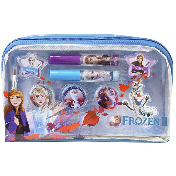Фото - Markwins 1599008E Frozen Игровой набор детской декоративной косметики для лица в косметичке прямоуг. markwins 9607351 frozen набор детской декоративной косметики в дорожном чемодане
