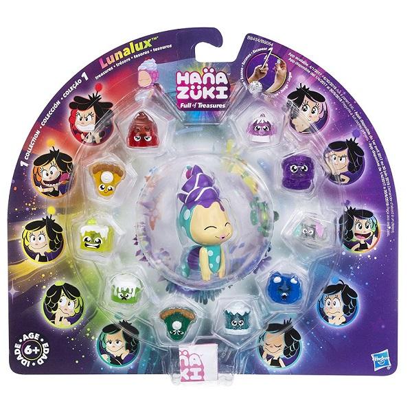 Hasbro Hanazuki B8054 Набор сокровищ луналюкс