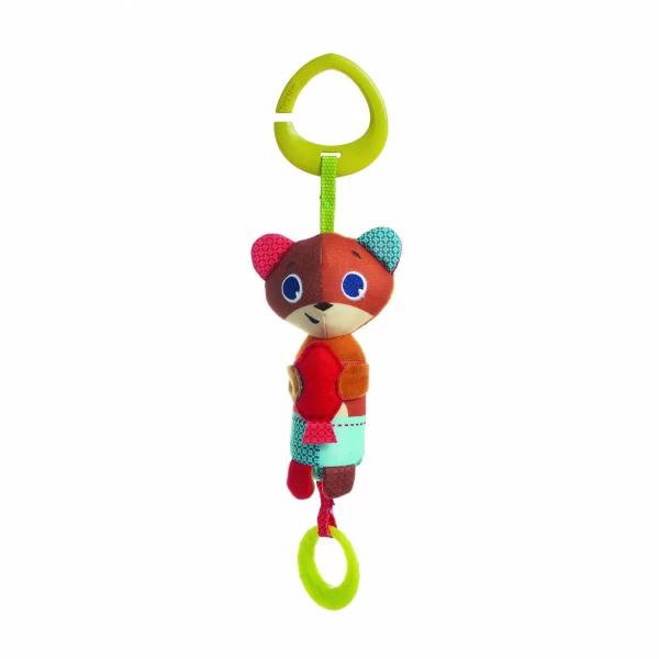 Tiny Love 1114201110 Игрушка-колокольчик Медвежонок игрушка подвеска tiny love медвежонок