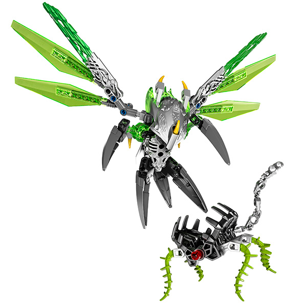 Lego Bionicle 71300 Конструктор Лего Бионикл Уксар, Тотемное животное Джунглей