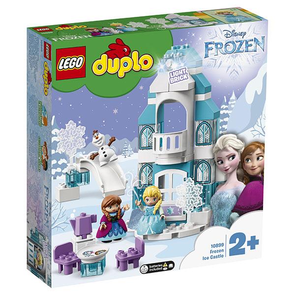 LEGO DUPLO 10899 Конструктор ЛЕГО ДУПЛО Дисней Ледяной замок