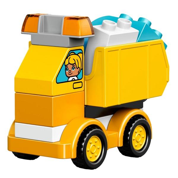 Лего Дупло 10816 Конструктор Мои первые машинки