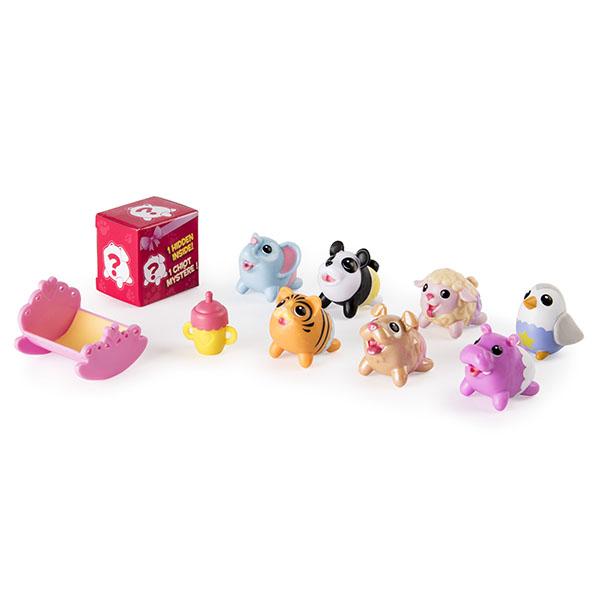 Chubby Puppies 56735-p Упитанные собачки Игровой набор из 10 предметов play doh игровой набор магазинчик домашних питомцев