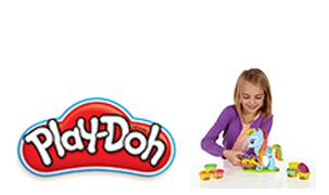 Play-Doh – лепи и учись