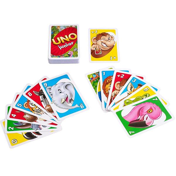 Mattel Games 52456 УНО для детей