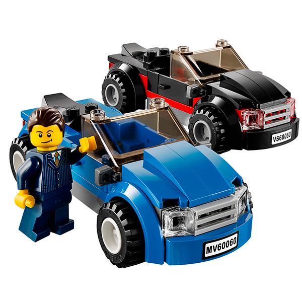 Lego City 60060 Конструктор Лего Город Транспорт для перевозки автомобилей