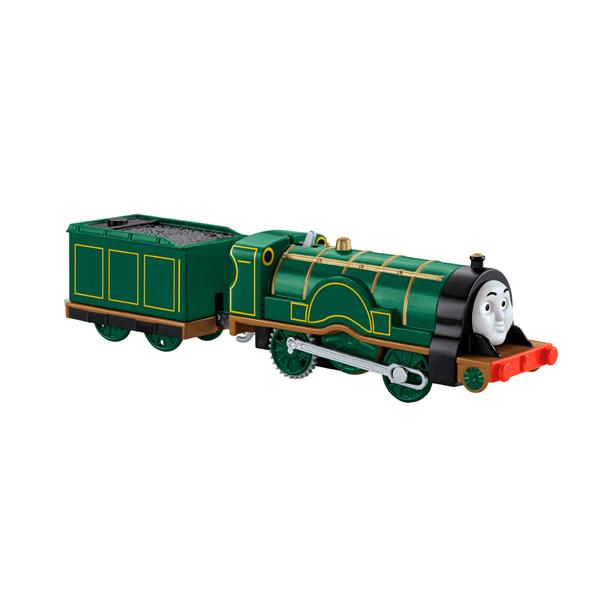 Mattel Thomas & Friends CDB69_9 Томас и друзья Паровозик Эмили с вагоном