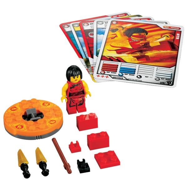 Lego Ninjago 2172 Конструктор Лего Ниндзяго Ния