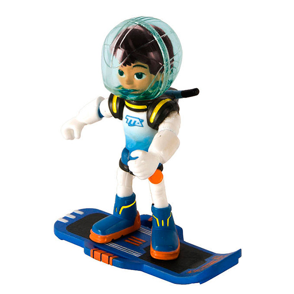 Miles 86102 Майлз с бластбордом, 7 см miles from tomorrowland гравитационный диск