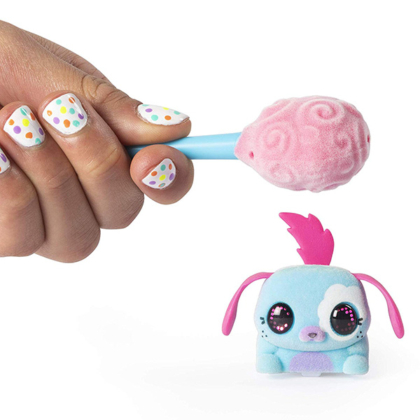Zoomer 6045399 Зумер Лоллипетс электронная игрушка (управляй зверьком с помощью сладости) стоимость