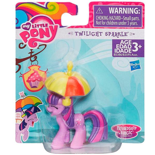 Hasbro My Little Pony B3595 Май Литл Пони Коллекционные пони (в ассортименте)