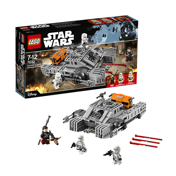 Lego Star Wars 75152 Лего Звездные Войны Имперский десантный танк  lego lego star wars 75106 имперский десантный корабль