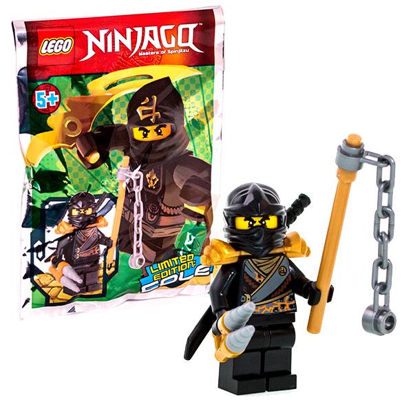 Lego Ninjago 891503 Конструктор Лего Ниндзяго Коул