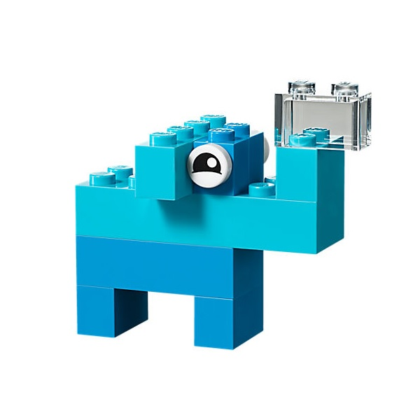Lego Classic 10713 Лего Классик Чемоданчик для творчества и конструирования