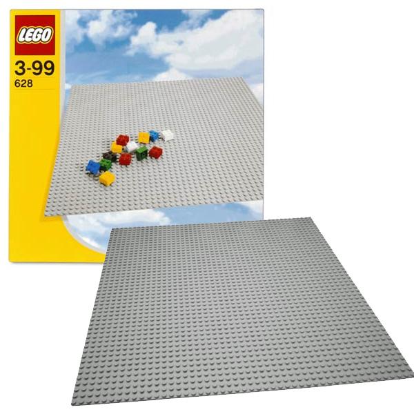 Конструктор Лего Криэйтор 628 Конструктор Строительная пластина (48х48)