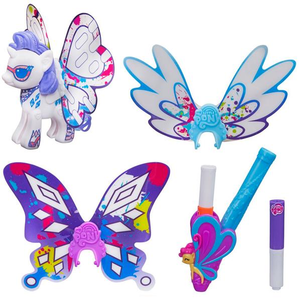 """Hasbro Other Games B2222N Сюрприз Пинки Пай + пони с крыльями """"Создай свою пони"""""""