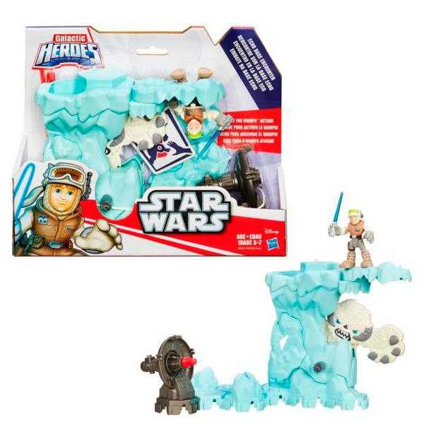 Hasbro Playskool Heroes B2030 Набор Star Wars Приключение (в ассортименте) игровые наборы playskool игровой набор звездные войны с фигуркой эвока