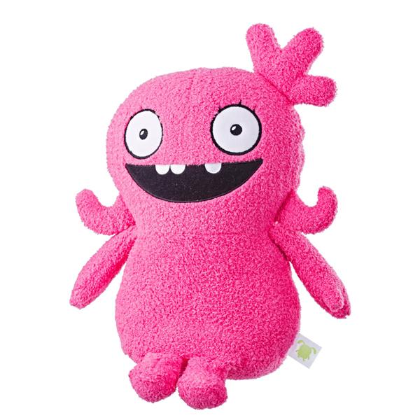 Hasbro UGLY DOLLS E4523/E4563 Мягкая игрушка Мокси со звуковыми эффектами (33 см.)