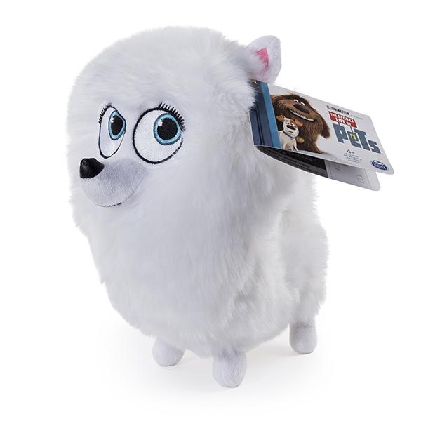 Secret Life of Pets 72805-gidget Тайная жизнь домашних животных Плюш 30 см- Гиджет