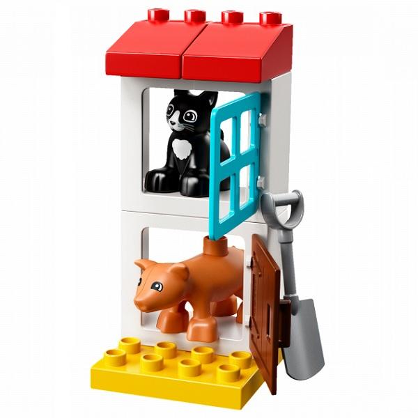 LEGO DUPLO 10870 Конструктор Лего Дупло Ферма: домашние животные