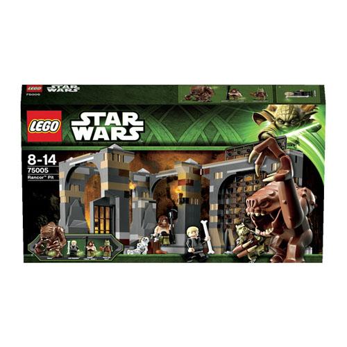 Конструктор Lego Star Wars 75005 Лего Звездные Войны Логово Ранкора
