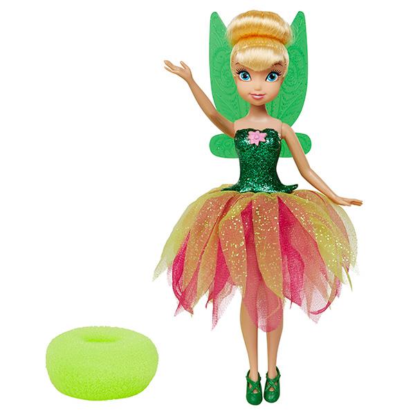 Disney Fairies 008150 Дисней Фея Кукла 23 см Делюкс с резинкой для пучка disney fairies 688710 дисней фея 11 см набор из 6 кукол