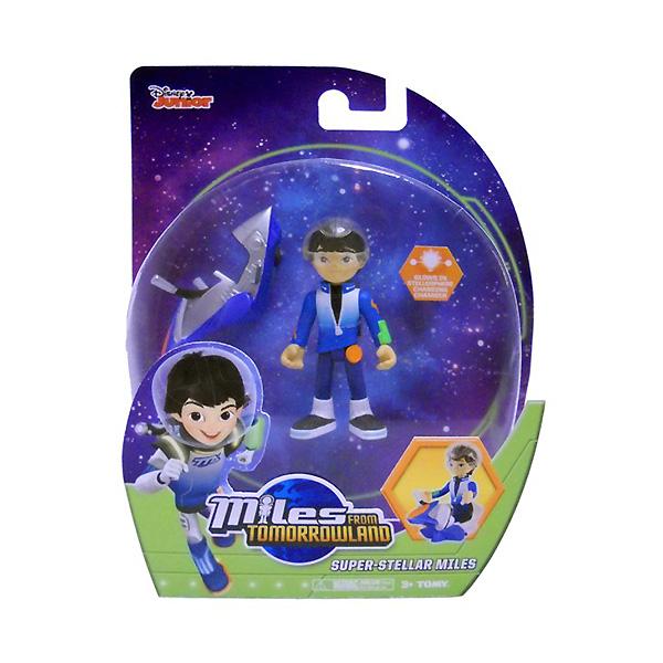 Miles 86103 Майлз со звездолётом, 7 см