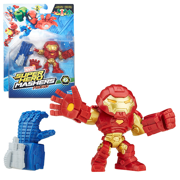 Hasbro Avengers B6431 Марвел разборные микро-фигурки фигурки игрушки hasbro набор микро фигурок марвел