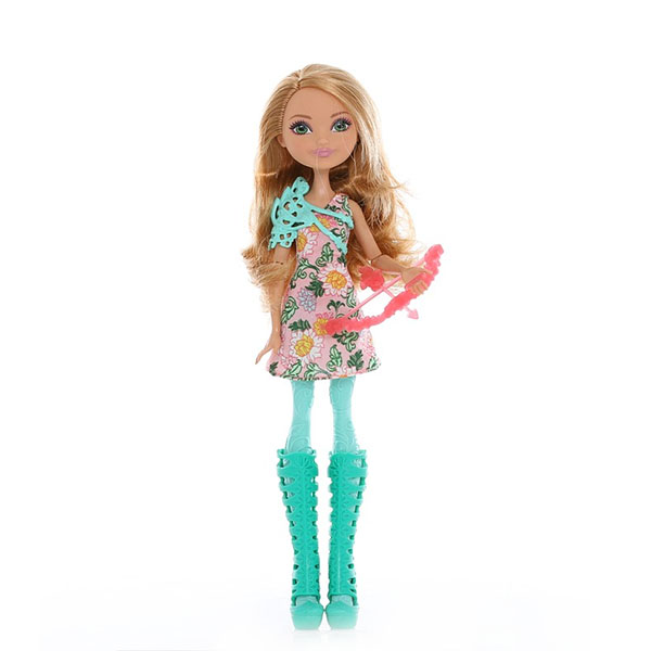 Mattel Ever After High DVH79 Куклы-лучницы Эшлин Элла mattel ever after high bbd44 чериз худ