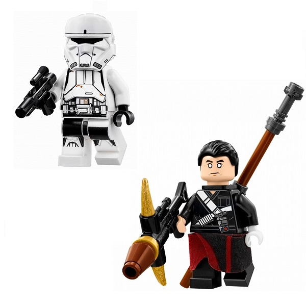 Lego Star Wars 75152 Конструктор Лего Звездные Войны Имперский десантный танк