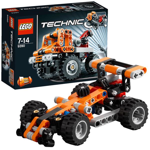Lego Technic 9390 Конструктор Эвакуатор