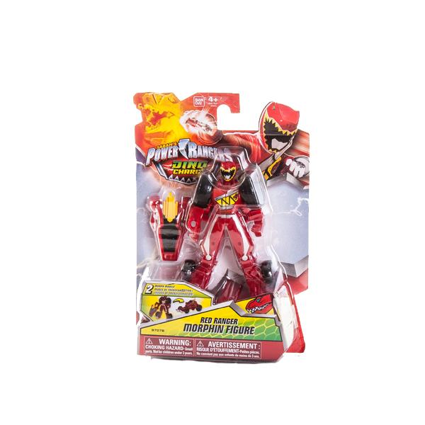 Power Rangers Dino Charge 97075 Пауэр Рейнджерс Машинка-трансформер (в ассортименте)