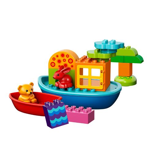 Lego Duplo 10567 Конструктор Лодочка для малышей