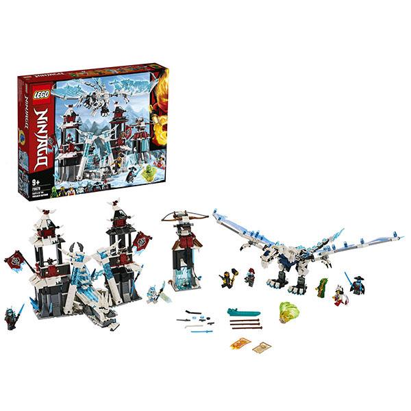 LEGO Ninjago 70678 Конструктор ЛЕГО Ниндзяго Замок проклятого императора lego ninjago 70644 конструктор лего ниндзяго хозяин золотого дракона