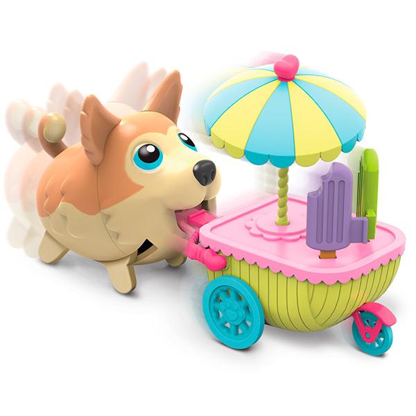 Chubby Puppies 56713 Упитанные собачки Транспорт (в ассортименте) chubby puppies 56700 упитанные собачки коллекционная фигурка 15 см в ассортименте