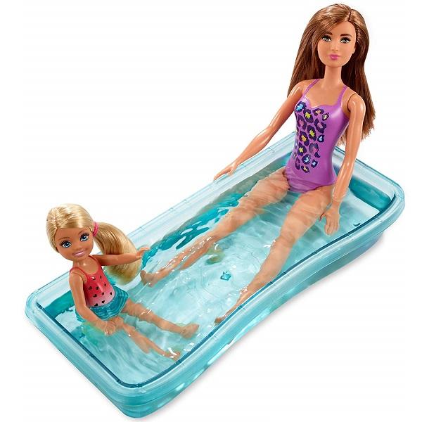 Mattel Barbie FXG54 Барби Раскладной домик