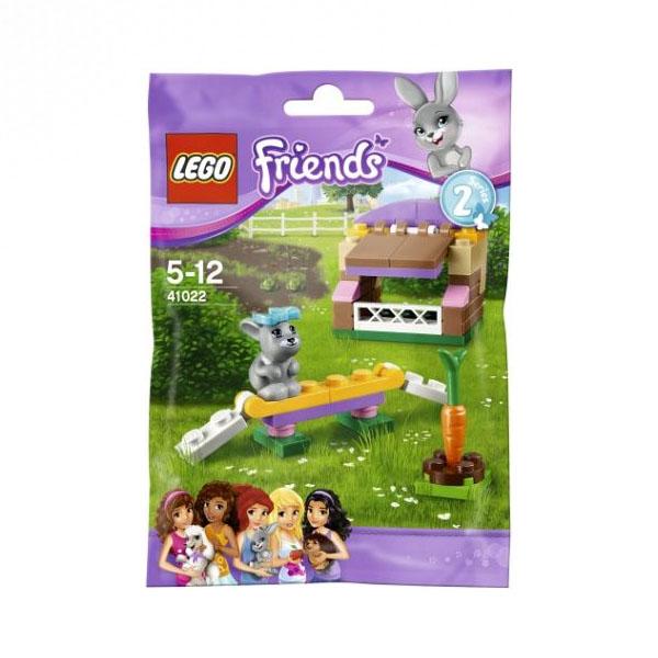 Лего Подружки 41022 Домик кролика