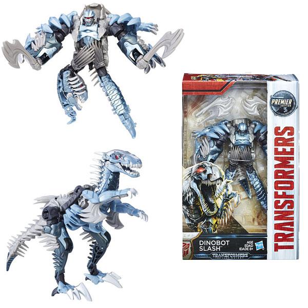 Hasbro Transformers C0887/C1323 Трансформеры 5: Делюкс Динобот Слеш роботы transformers трансформеры 5 делюкс автобот сквикс