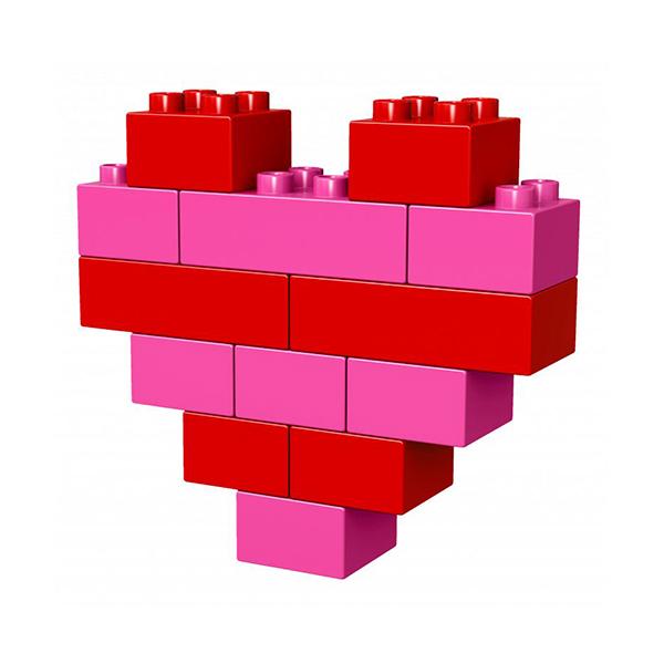 LEGO DUPLO 10848 Конструктор ЛЕГО ДУПЛО Мои первые кубики
