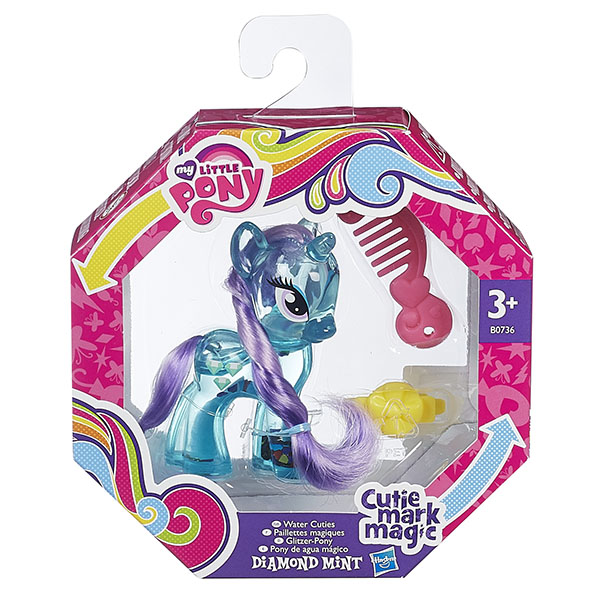 Hasbro My Little Pony B0357 Пони с блестками (в ассортименте)
