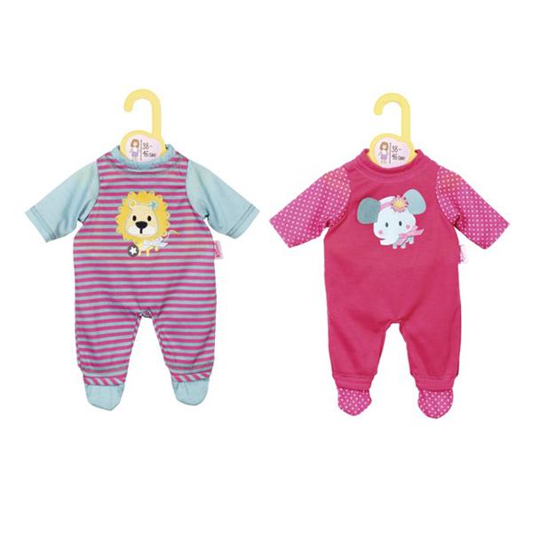 Zapf Creation Baby born 870-211 Бэби Борн Комбинезончики (в ассортименте)