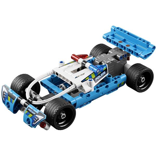 Лего Техник 42091 Конструктор Полицейская погоня