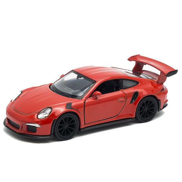 Welly 43746 Велли Модель машины 1:38 Porsche 911 GT3 RS стоимость