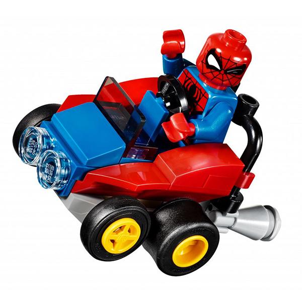 Lego Super Heroes Mighty Micros 76071 Конструктор Лего Супер Герои Человек-паук против Скорпиона