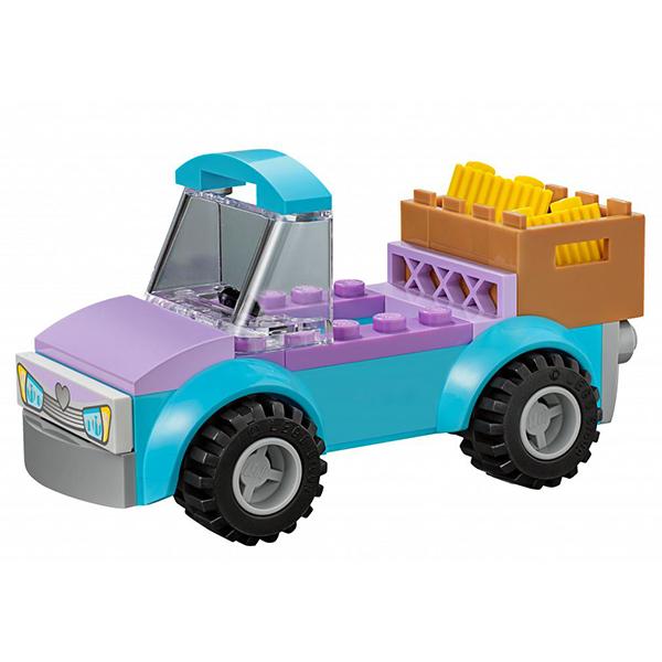 Lego Juniors 10746 Конструктор Лего Джуниорс Чемоданчик Ферма Мии