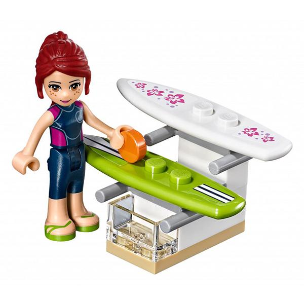 Лего Подружки 41315 Сёрф-станция